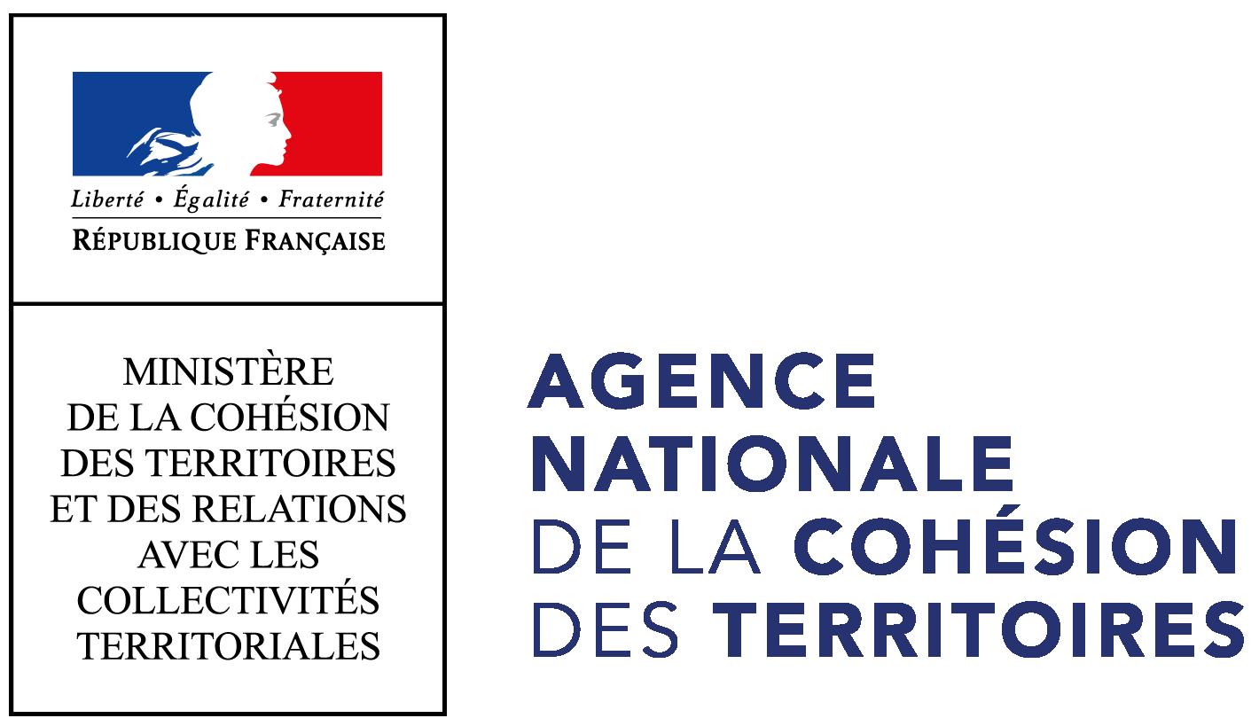 Logo ANCT