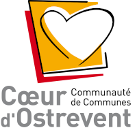 Logo cœur d'Ostrevent